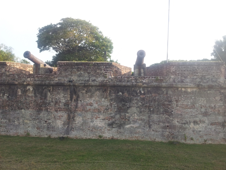 Fort_Cornwallis